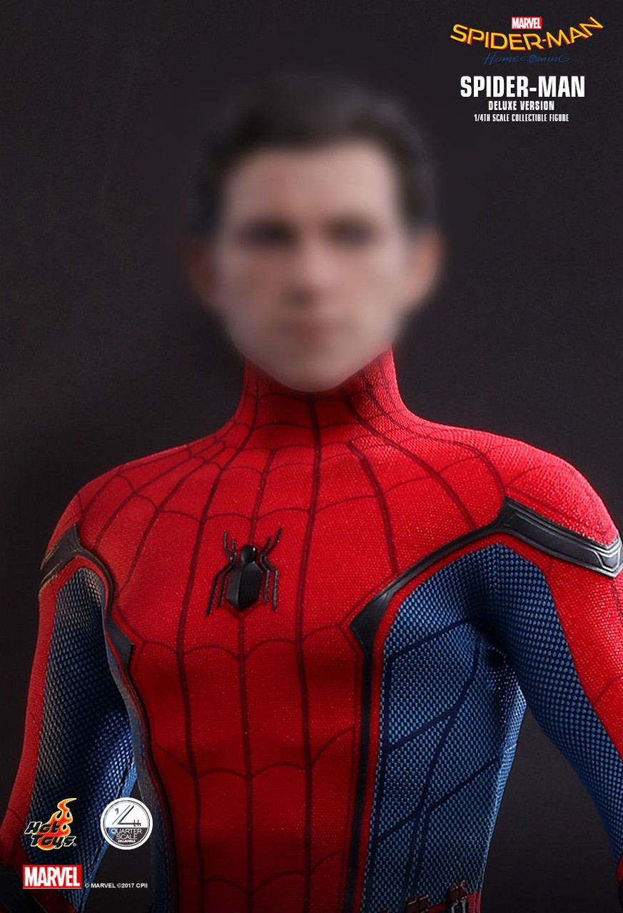 QS015 Spider Man Homecoming Deluxe 3