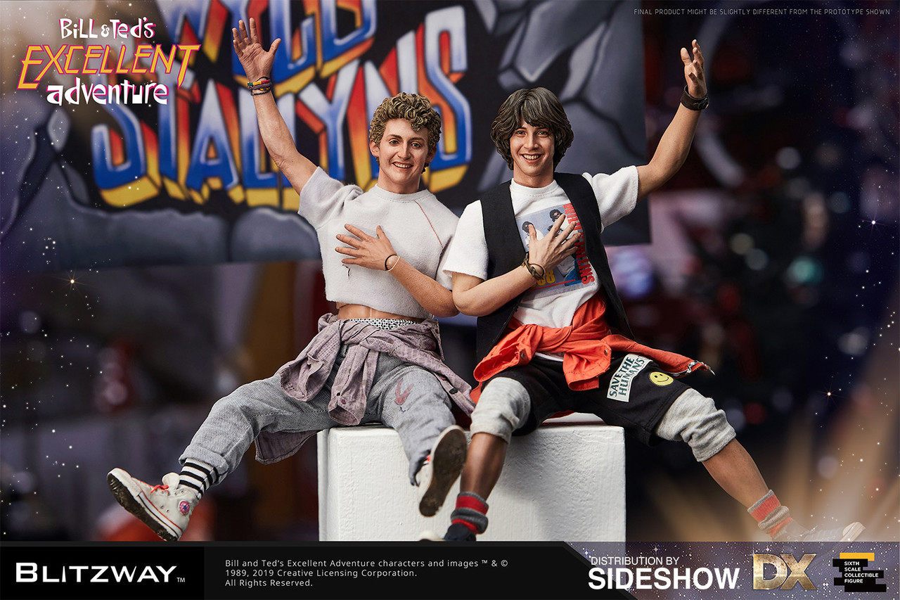 BW-UMS 10701 Bill & Ted 1