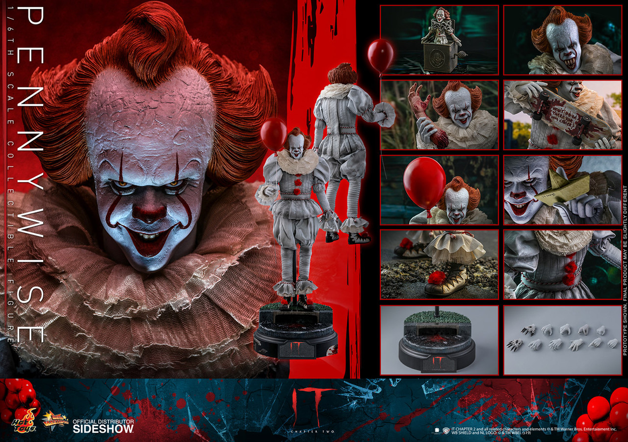 MMS555 Pennywise 5