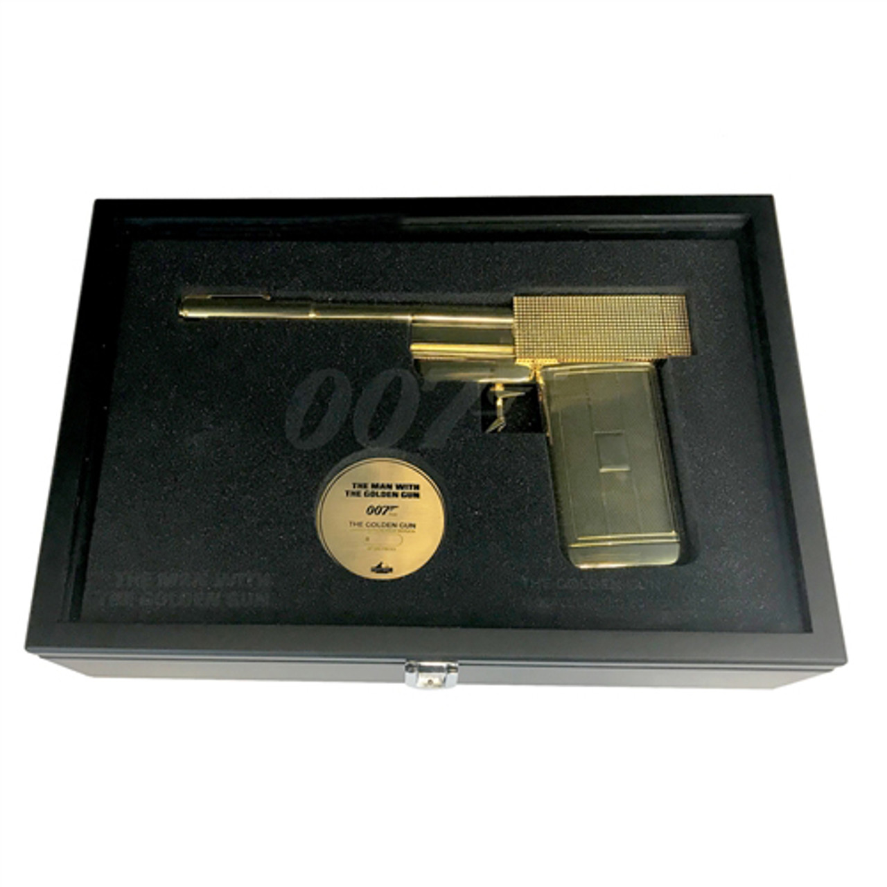 Golden Gun Prop Replica 4