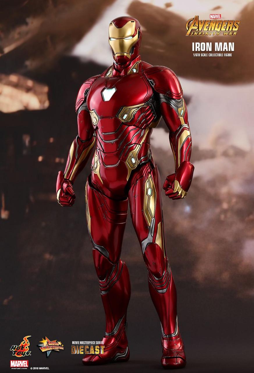 MMS473D23 Iron Man Mark L 1