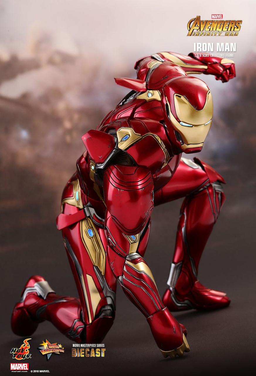 MMS473D23 Iron Man Mark L 3