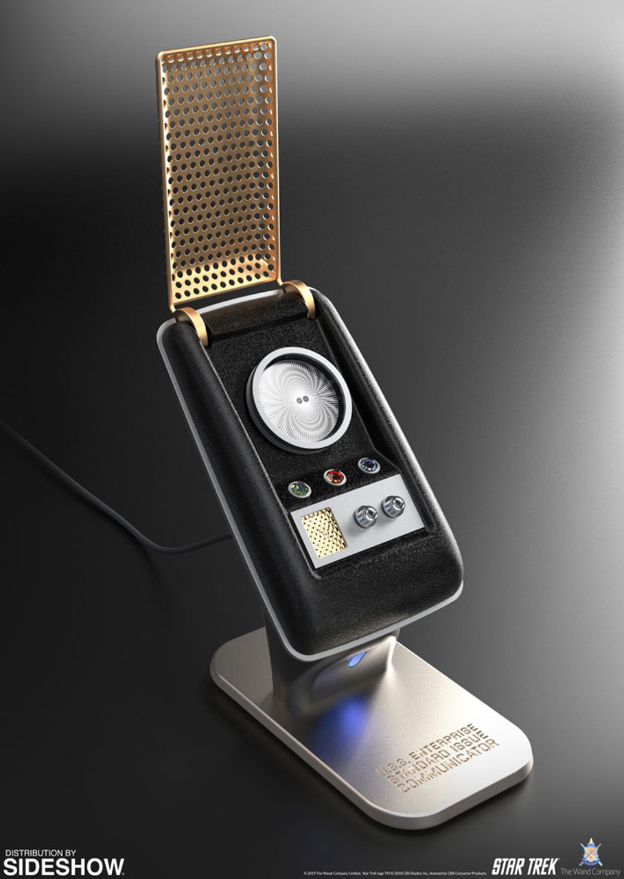 WRC11215 Star Trek Bluetooth Communicator Prop 2