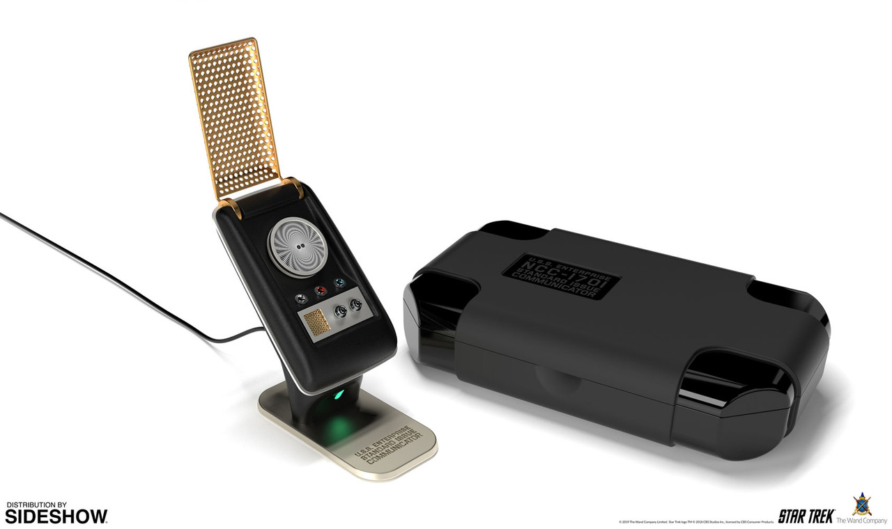 WRC11215 Star Trek Bluetooth Communicator Prop 3