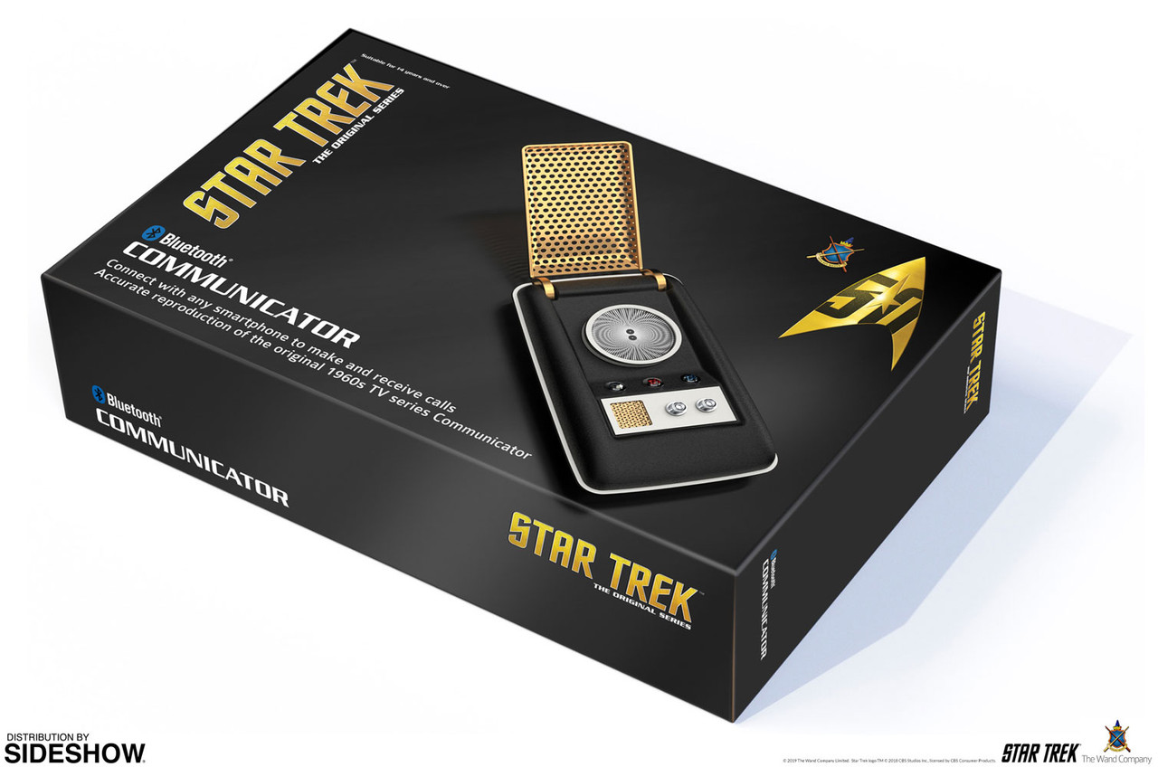 WRC11215 Star Trek Bluetooth Communicator Prop 4