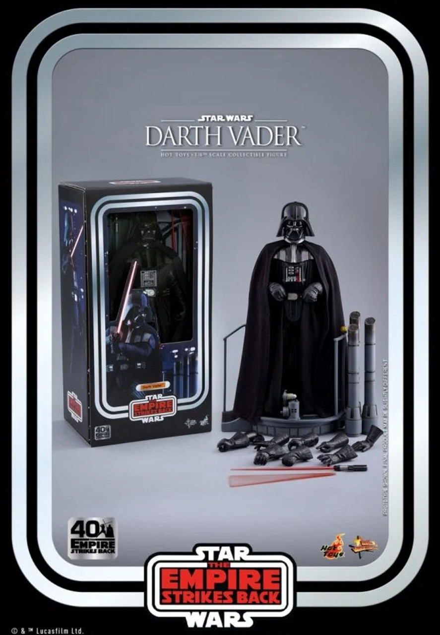 MMS572 Darth Vader 40th 4