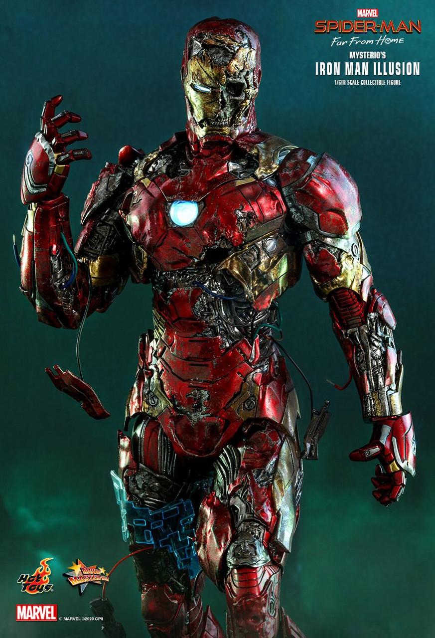 MMS580 Mysterio's Iron Man Illusion 3