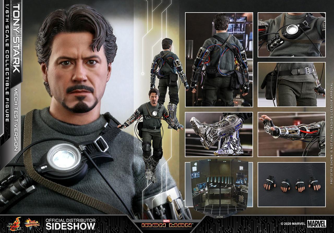 MMS581 Tony Stark Mech Test 4