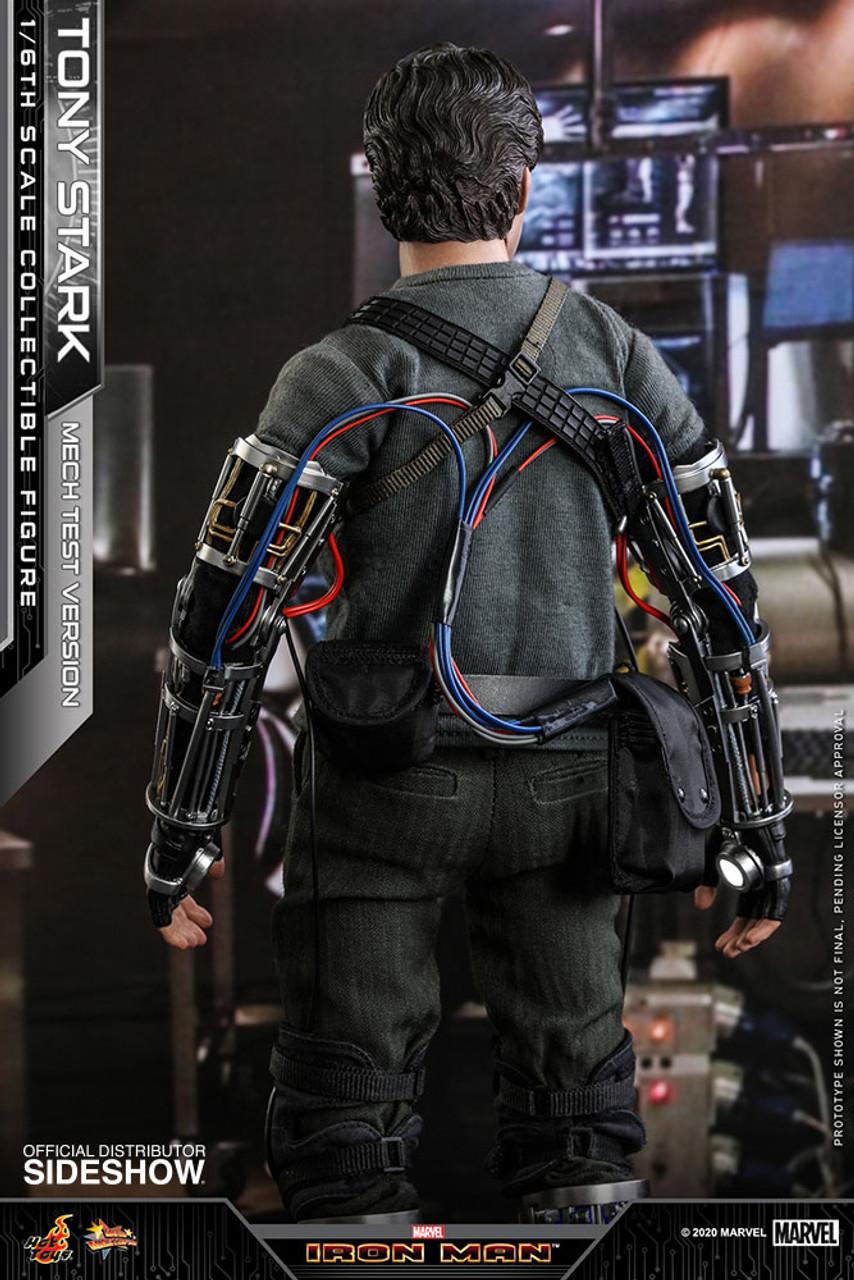 MMS581 Tony Stark Mech Test 3