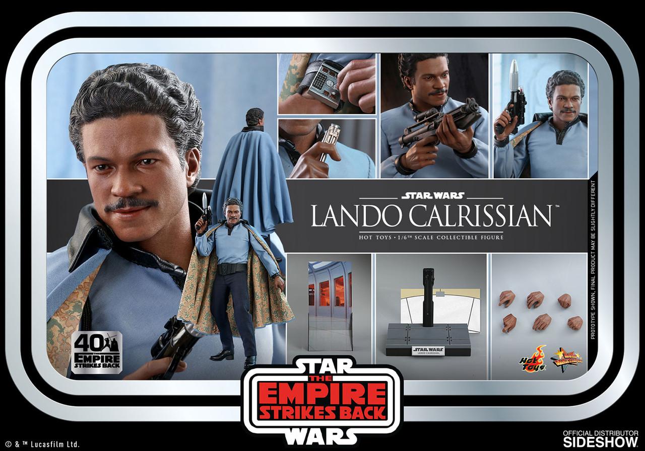 MMS588 Lando Calrissian 4