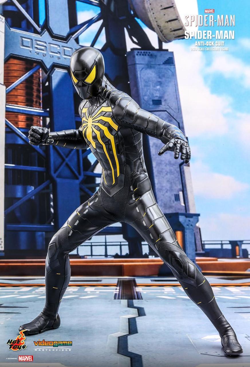 VGM44 Spider Man Anti Ock Suit 2