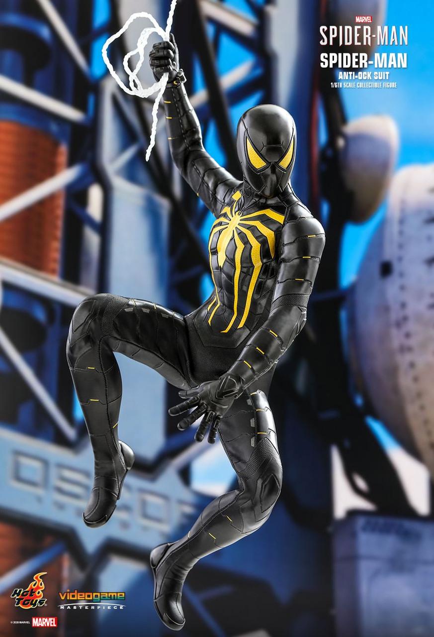 VGM44 Spider Man Anti Ock Suit 3