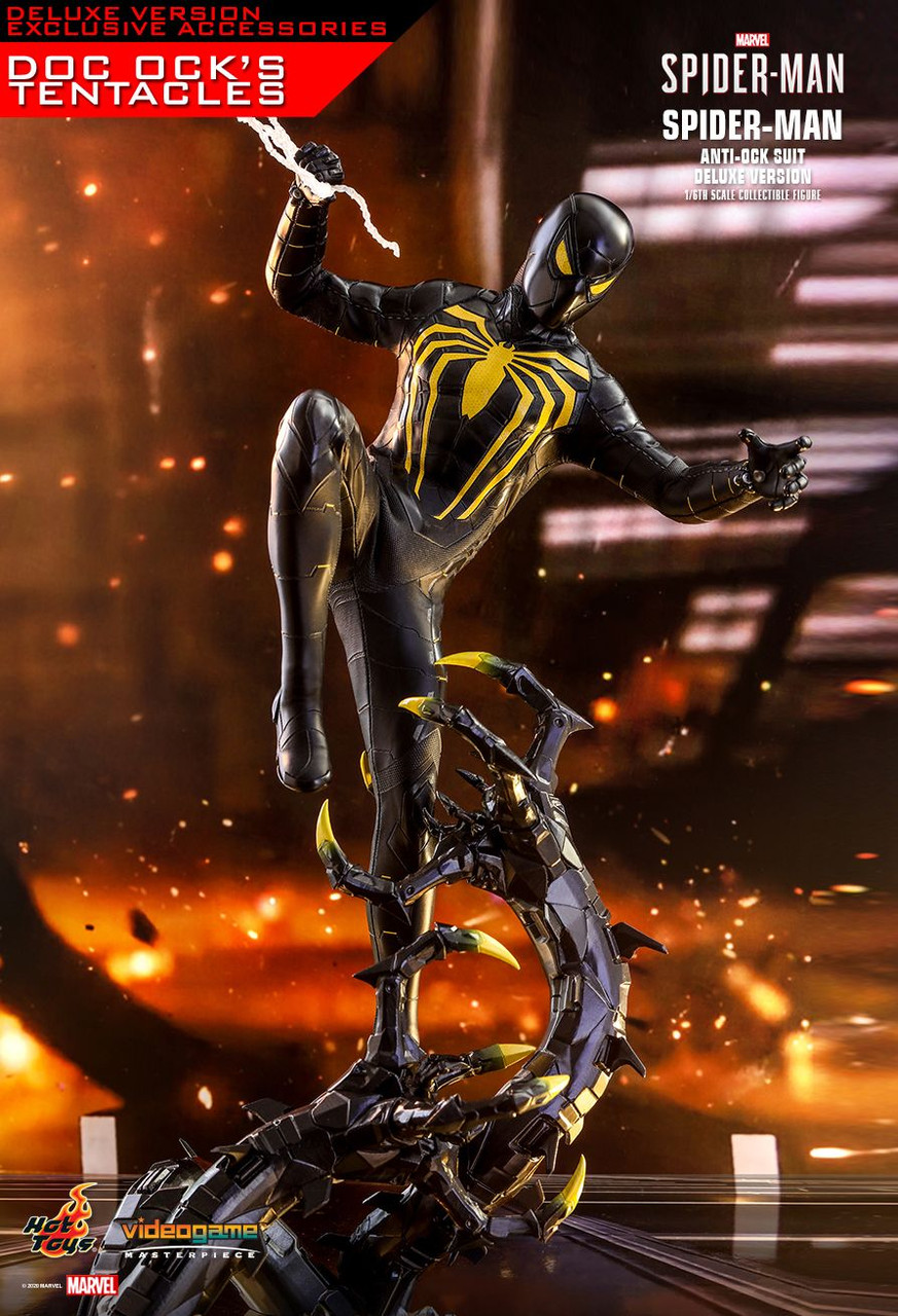VGM45 Spider Man Anti Ock Suit Deluxe 1