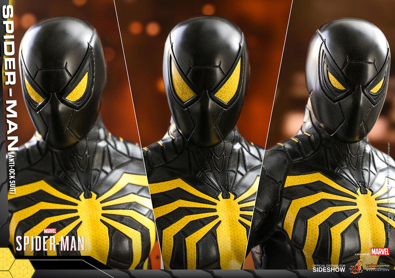 VGM45 Spider Man Anti Ock Suit Deluxe 4