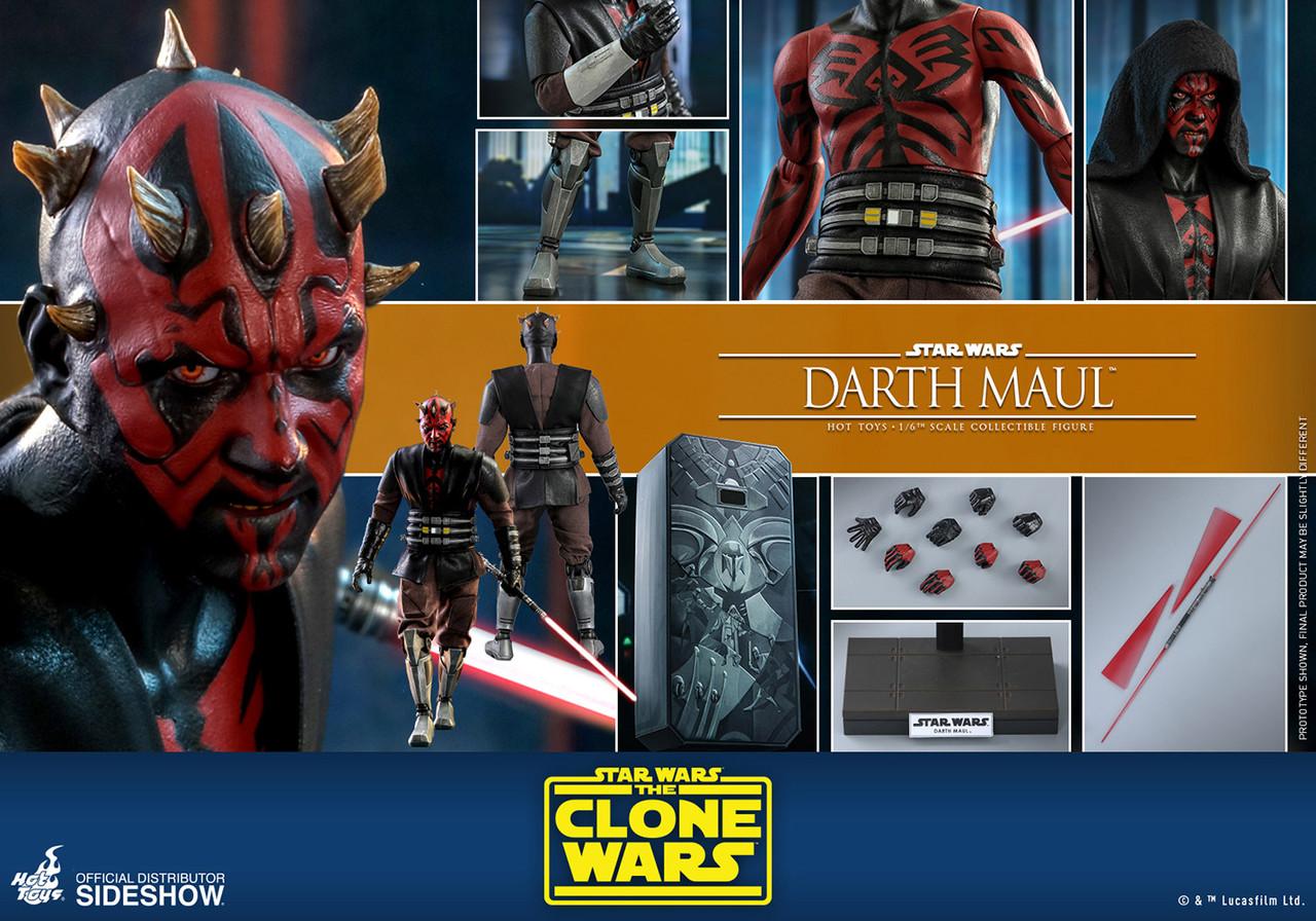 TMS024 Darth Maul Clone Wars 4