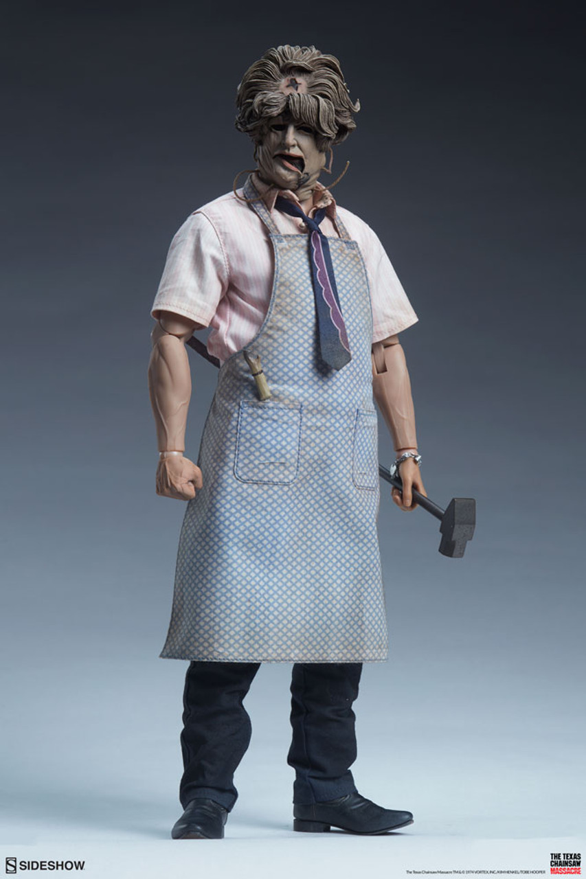100399 Leatherface Deluxe 2