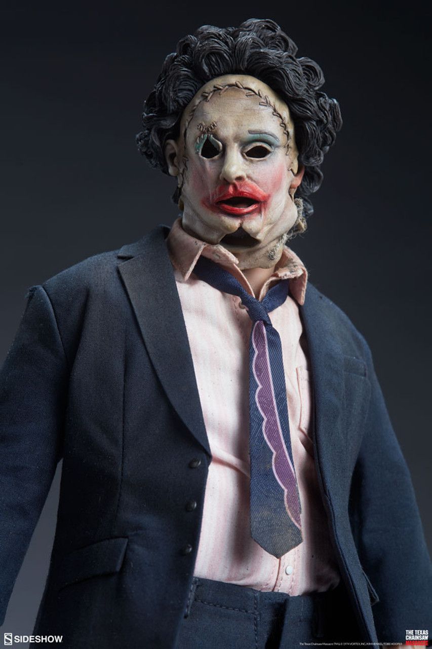 100399 Leatherface Deluxe 3