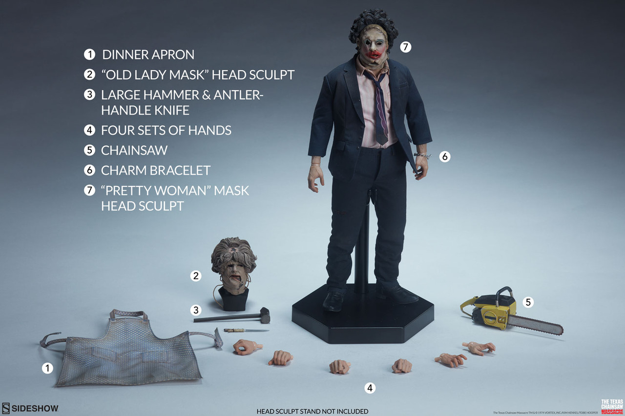 100399 Leatherface Deluxe 5