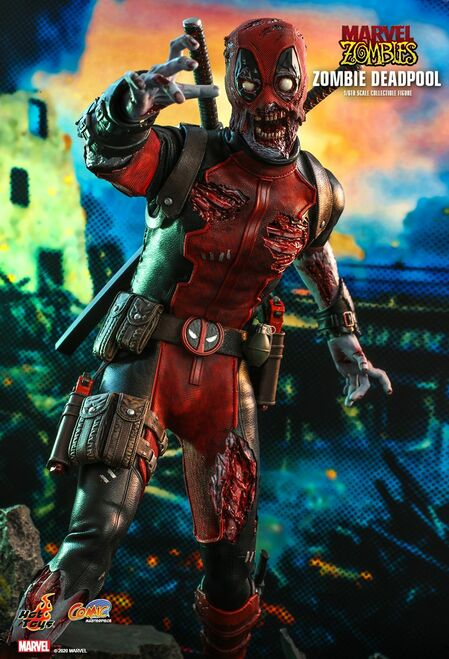 CMS06 Zombie Deadpool 2