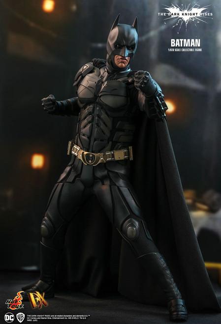 DX19 Batman Rises  2