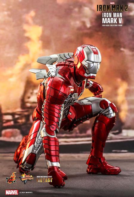 MMS400D18 Iron Man Mark V 2