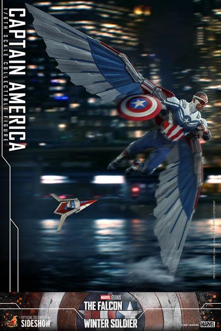TMS040 Captain America 2