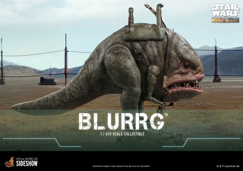 TMS045 Blurrg Creature 2