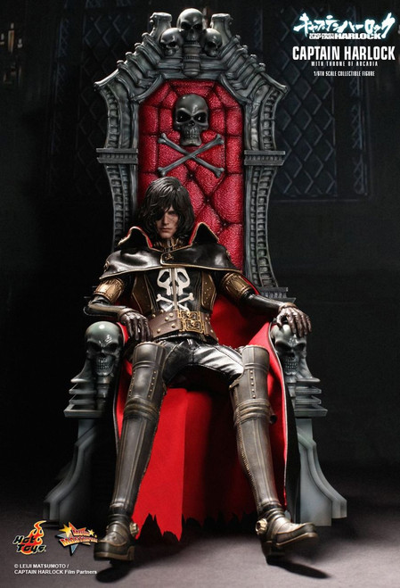MMS223 Captain Harlock 2