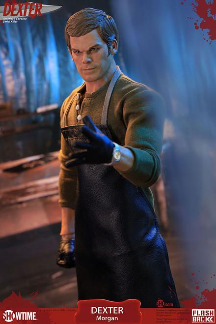 """Flashback Figures 1/6 12"""" Dexter Morgan Figure"""