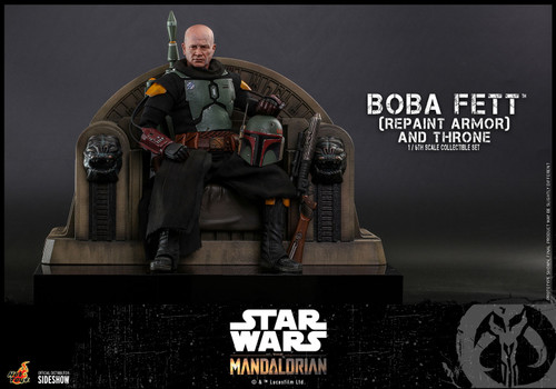 TMS056 Boba Fett (Repaint Armor) 2