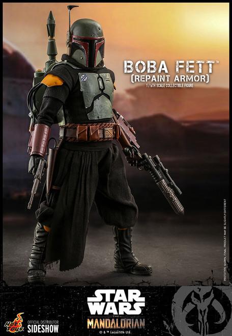 TMS056 Boba Fett (Repaint Armor) 1