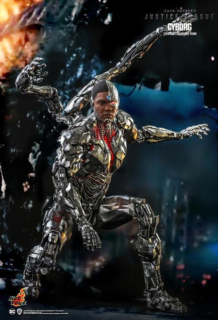 TMS057 Justice League Cyborg 2