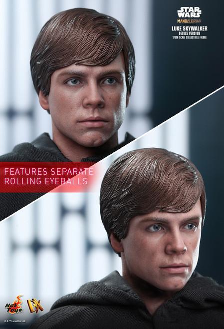 DX23 Luke Skywalker Deluxe 2