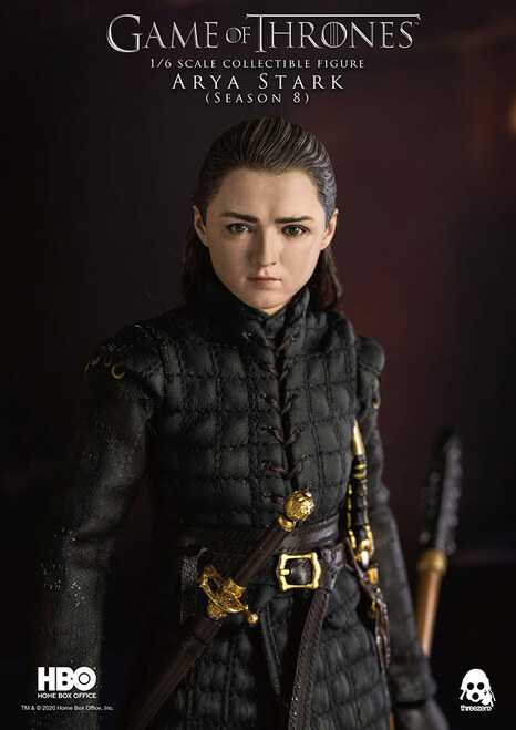 3Z0143 Arya Stark 2