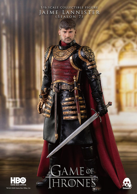 3Z0144 Jaime Lannister 1