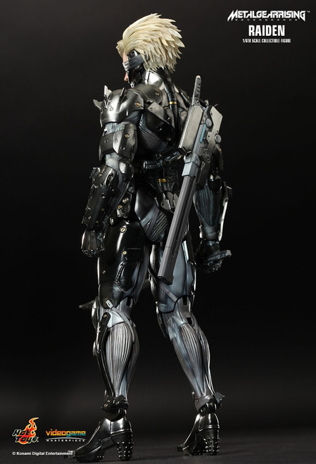 VGM17 Raiden Metal Gear Rising 2