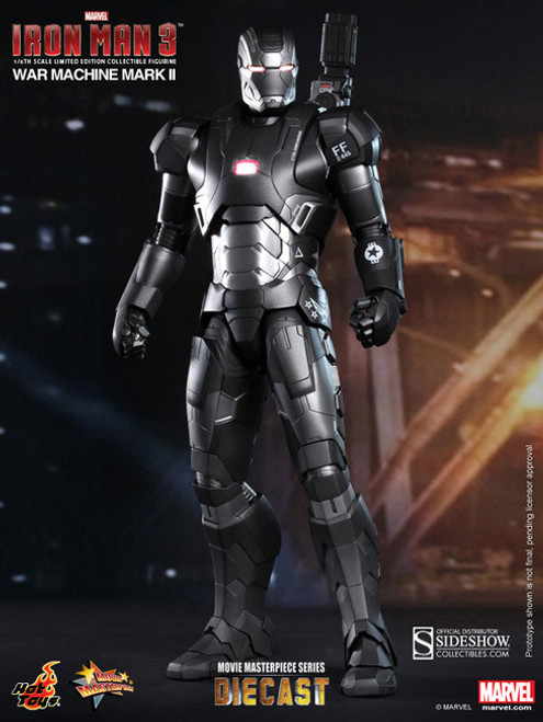 MMS198D03 Iron Man Mark II 1