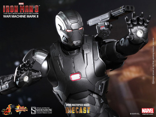 MMS198D03 Iron Man Mark II 2