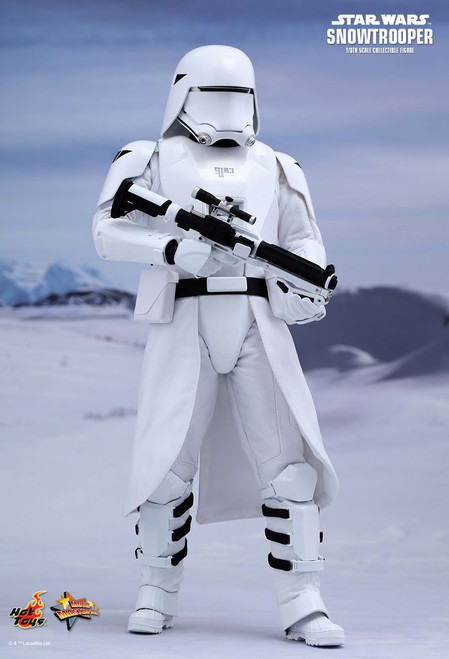 MMS321 Star Wars First Order Snowtrooper 2