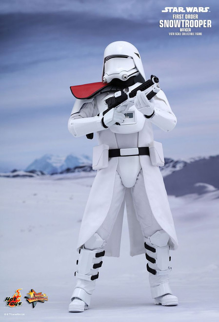 MMS322 Star Wars First Order Snowtrooper Officer 2