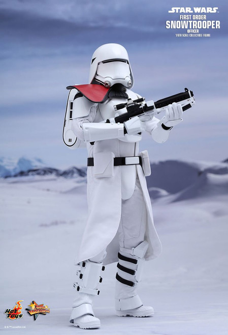 MMS323 Star Wars First Order Snowtrooper Set 2