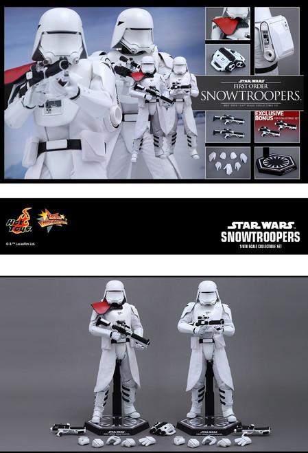 MMS323 Star Wars First Order Snowtrooper Set 1