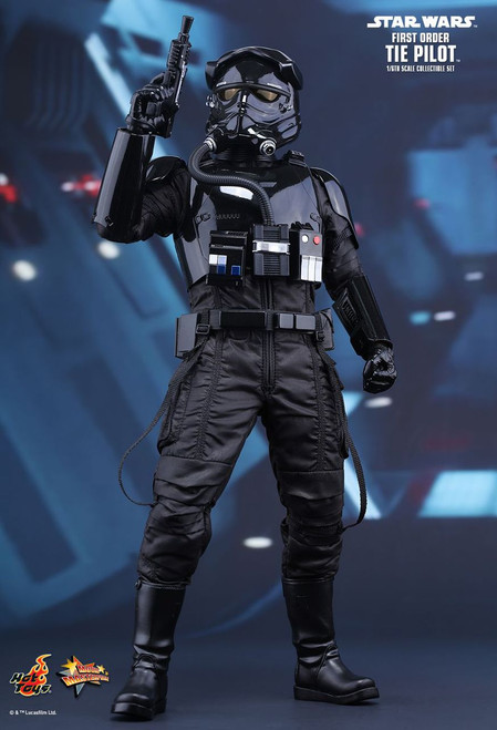MMS324 Star Wars First Order Tie Pilot 1