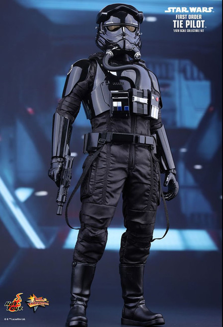MMS324 Star Wars First Order Tie Pilot 2