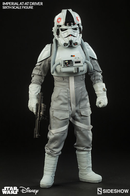 100124 Star Wars Imperial AT-AT Driver 1