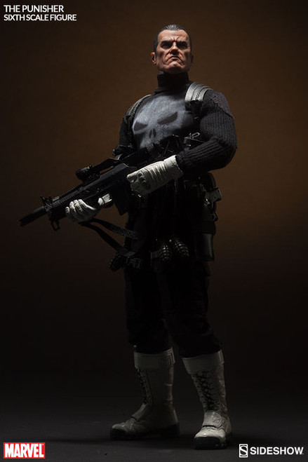100212 Frank Castle as The Punisher 2