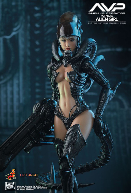 HAS002 Alien vs Predator Hot Angel Girl 1