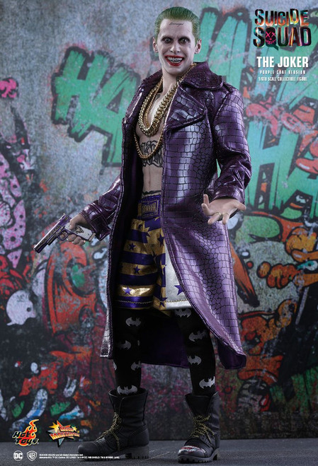 MMS382 Joker Purple Coat 2