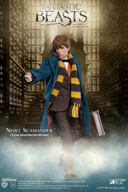 SA0047 Newt Scamander 1