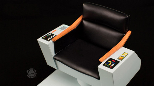 Star Trek Captain's Chair 2